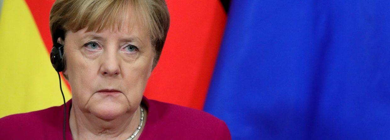 Kanclerz Niemiec Angela Merkel. Fot. Kancelaria Prezydenta Federacji Rosyjskiej