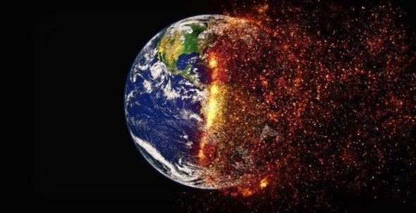 Zmiany klimatu fot. Pete Linforth/Pixabay