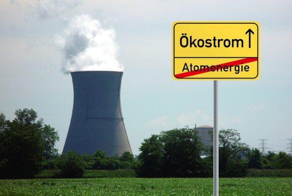 Atom Niemcy Energiewende