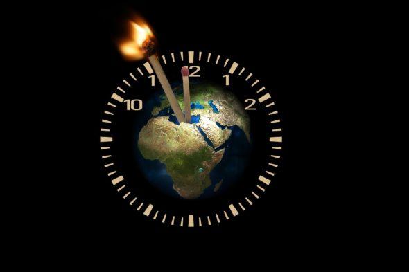 Zmiany klimatu fot. Gerd Altmann/Pixabay
