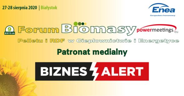 IX Forum Biomasy, Pelletu i Paliw Alternatywnych