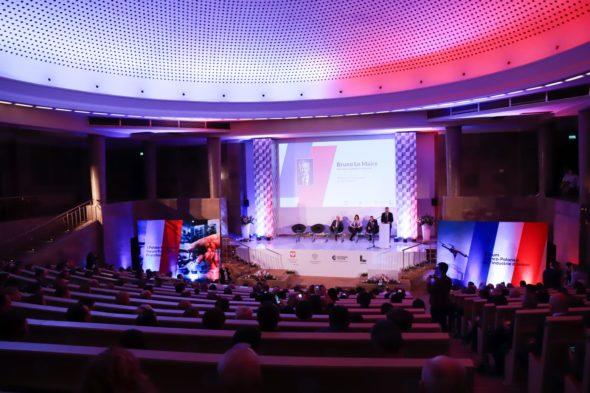 Polsko – Francuskie Forum Przemysłu. Fot. Ministerstwo Rozwoju