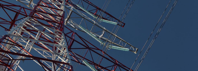 Linie elektroenergetyczne. Fot. PSE