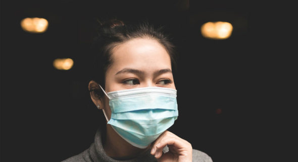 Maska medyczna ONZ