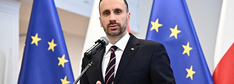 Były wiceminister aktywów państwowych Janusz Kowalski. Fot. Ministerstwo Aktywów Państwowych
