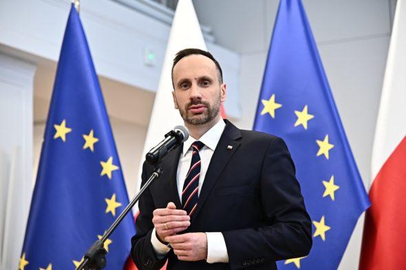 Wiceminister aktywów państwowych Janusz Kowalski. Fot. Ministerstwo Aktywów Państwowych