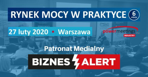Rynek Mocy w Praktyce – Patronat medialny BiznesAlert.pl