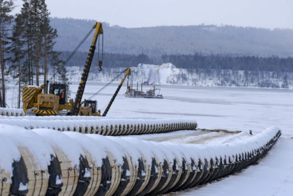 Ropociąg Transnieft