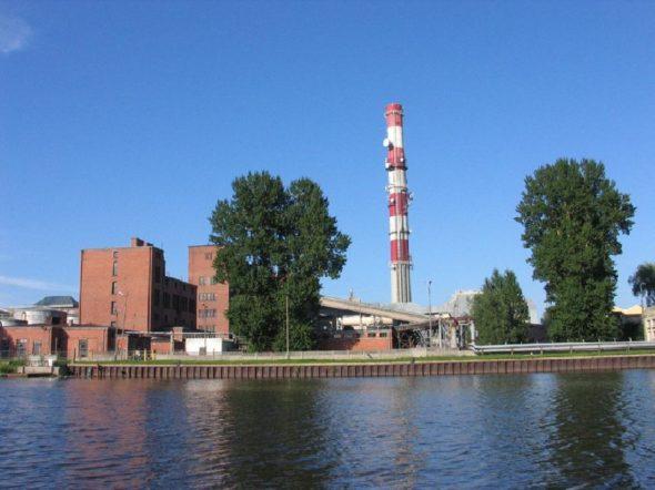 Elektrociepłownia Elbląg. Fot. Energa Kogeneracja