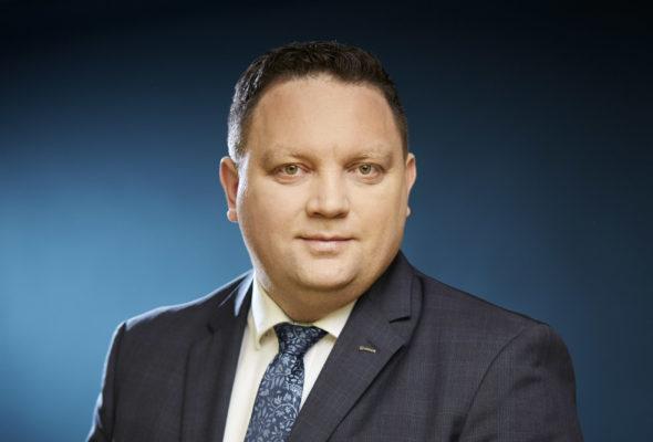 Marcin Chludziński fot. KGHM Polska Miedź