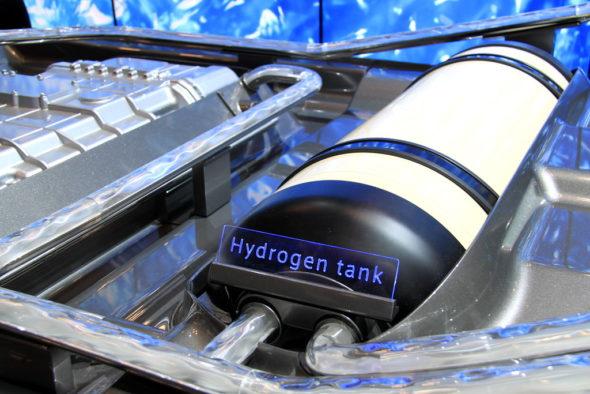 wodór hydrogen