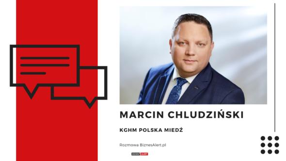 Rozmowa BiznesAlert.pl Marcin Chludziński