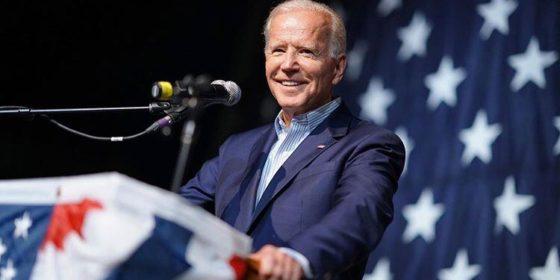 Były wiceprezydent i kandydat na prezydenta USA Joe Biden. Źródło: Instagram/Joe Biden