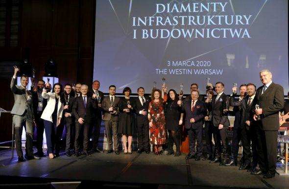"Konferencja ""Infrastruktura Polska i Budownictwo"""