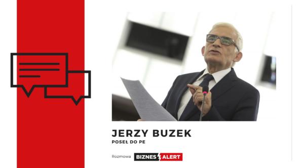 Rozmowa BiznesAlert.pl. Jerzy Buzek