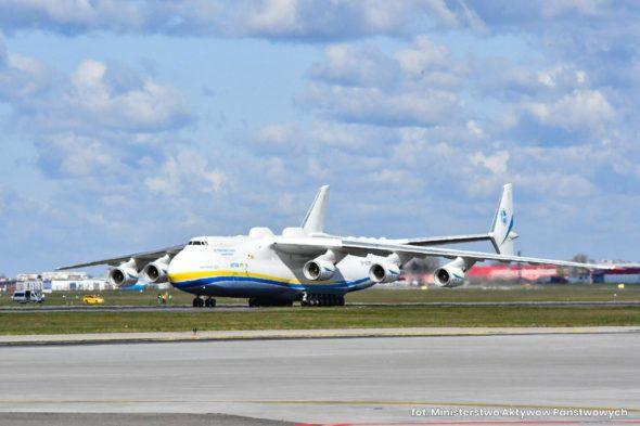 An-225 Mirija fot. MAP