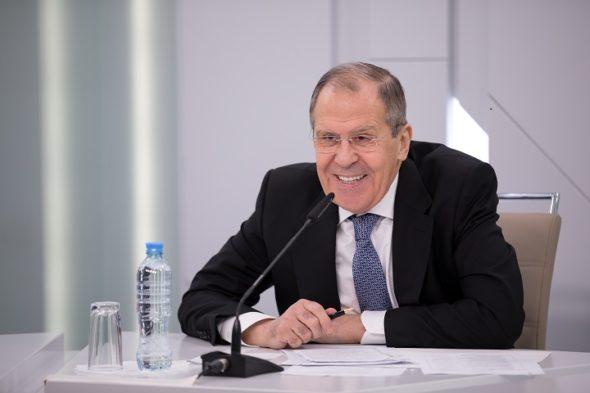 Siergiej Ławrow fot MSZ Rosji