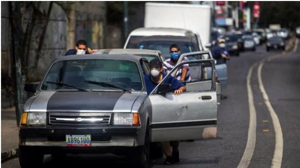 Wenezuela samochody