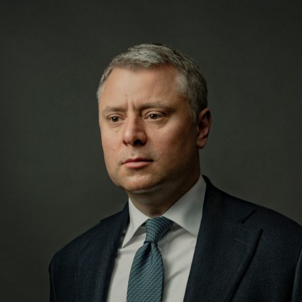 Prezes Naftogaz Jurij Witrenko fot. FB