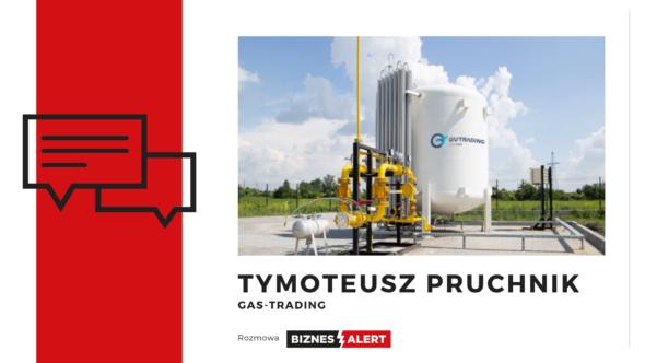 Rozmowa BiznesAlert.pl. Tymoteusz Pruchnik