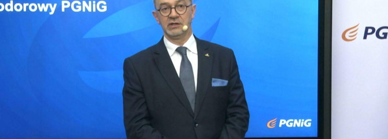 Jerzy Kwieciński, prezes PGNiG. Fot. BiznesAlert.pl