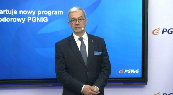 Jerzy Kwieciński prezes PGNiG