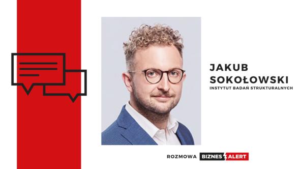 Rozmowa BiznesAlert.pl. Jakub Sokołowski