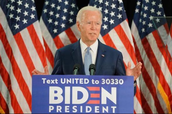 Joe Biden. Źródło: Instagram