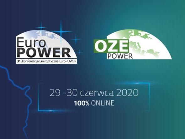 EuroPOWER 2020  i OZE Power
