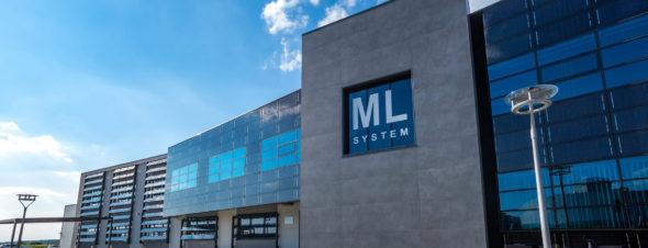 Siedziba firmy ML System. Fot. ML System