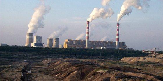 Elektrownia Bełchatów. Źródło: Wikimedia Commons