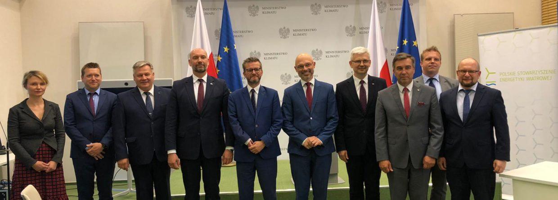 Asygnata umowy sektorowej offshore. Fot. BiznesAlert.pl/Bartłomiej Sawicki