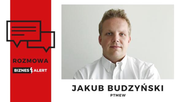 Rozmowa BiznesAlert.pl. Jakub Budzyński