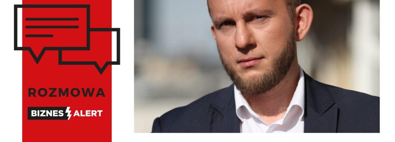 Krzysztof Nieczypor. Fot. BiznesAlert.pl