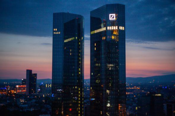 Siedziba Deutsche Bank
