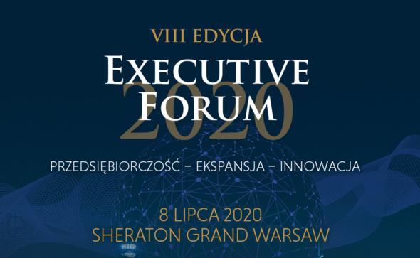 VIII edycja Executive Forum
