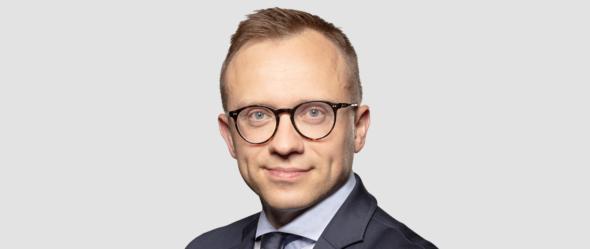 Artur Soboń, wicemister aktywów państwowych. Fot.: MAP