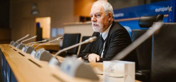 Jan Olbrycht, poseł do Paralamentu Europejska, EPL. Fot.: http://janolbrycht.pl