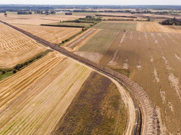 Gazociąg Polska – Litwa. Fot. Amber Grid