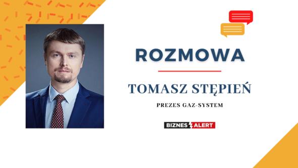 Tomasz Stępień – Rozmowa
