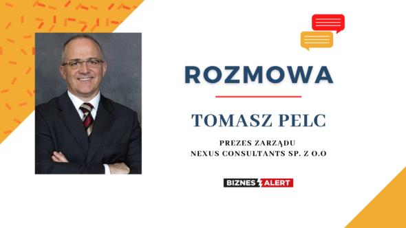 Tomasz Pelc. Rozmowa.