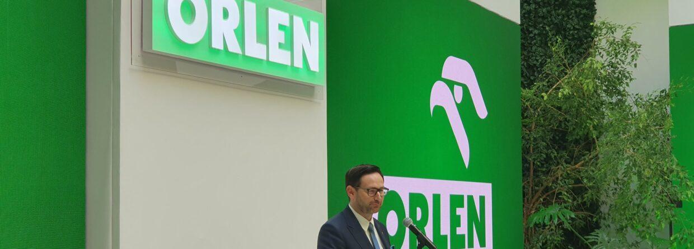 Daniel Obajtek, prezes PKN Orlen. Fot.: Wojciech Jakóbik/BiznesAlert.pl