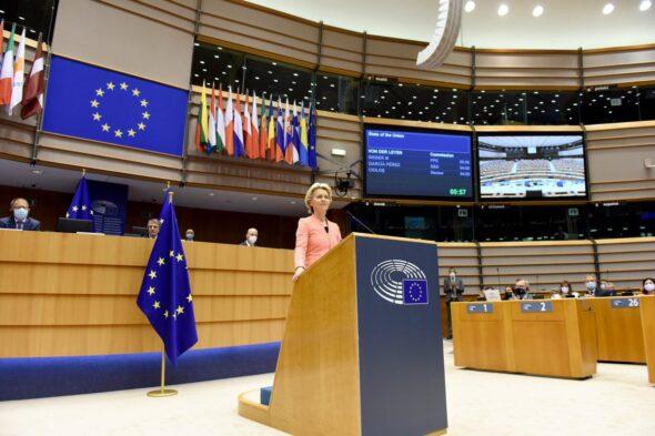 Ursula von der Leyen. Fot. Komisja Europejska