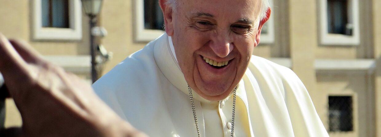 Papież Franciszek. Źródło Pixabay