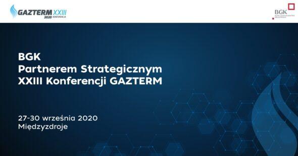 GazTerm 2020. Grafika organizatora.