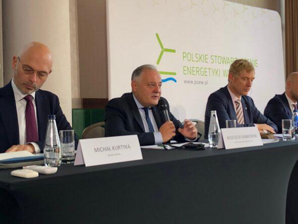 Prezes Polskiej Grupy Energetycznej, Wojciech Dąbrowski. Fot. Bartłomiej Sawicki/BiznesAlert.pl