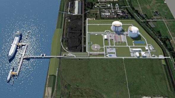 German LNG Terminal