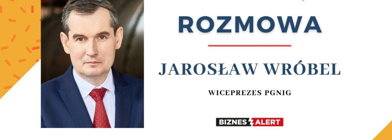 Jarosław Wróbel. Grafika: Gabriela Cydejko