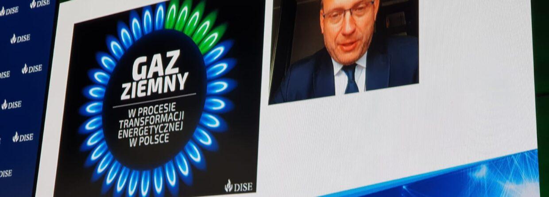 Raport DISE o transformacji z użyciem gazu. Fot. Wojciech Jakóbik
