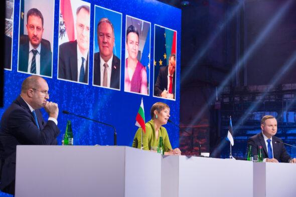 Szczyt Trójmorza Tallin
